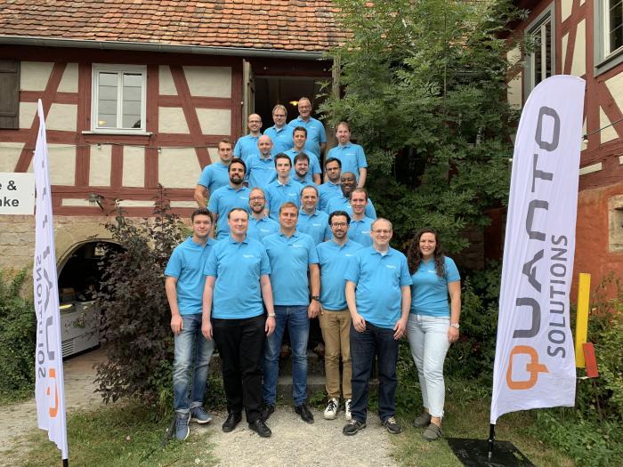 Team QUANTO Solutions